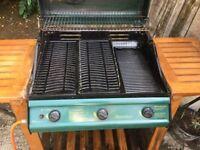 Winchester 3 Burner Gas BBQ