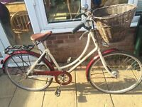 Beautiful Pashley Sonnet Bliss Vintage Bicycle