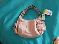 Quicksilver bag pink new