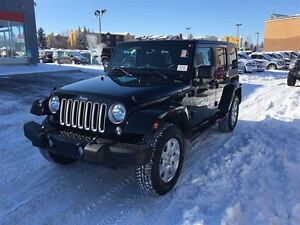 2016 Jeep WRANGLER UNLIMITED Sahara- NAVIGATION SYSTEM, HEATED S
