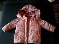 Girl gap winter coat/ jacket