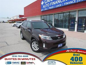 2015 Kia Sorento LX | AWD | CLEAN | MUST SEE