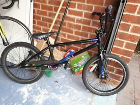 BMX(mongoose) black