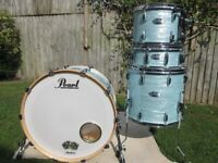 PEARL MASTERS MAPLE 4 piece DRUM KIT