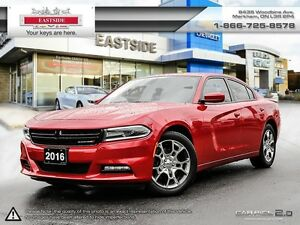 2016 Dodge Charger AWD-SXT PLUS-Heated Seats-B.Tooth