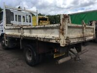 TIPPER BODY STEEL DROP SIDE SOUND CONDITION NEEDS PAINTING £400