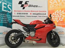 DUCATI PANIGALE 899 PANIGALE ABS | 9K MILES | TERMIGNONI EXHAUST | (red) 2014