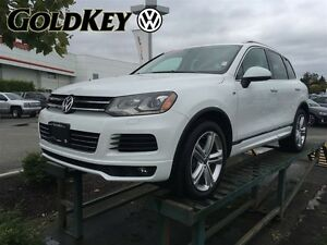 2014 Volkswagen Touareg 3.0 TDI Highline | R-Line Package | Blue