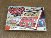 Electronic Guess Who Extra