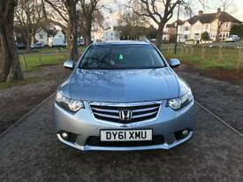 Honda Accord Diesel Automatic, SAT NAV,CAMERA,Leather
