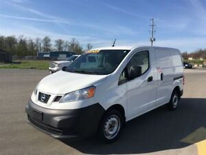 2015 Nissan NV200 $122 Bi-weekly! Super little CARGO VAN!!