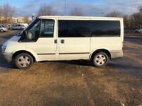 FORD TRANZIT 2.0disel ,8 seaters for sale (de vinzare microbus Ford Tranzit 2.0diesel, 8 locuri )
