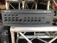 Toa VM-2240 Amplifier