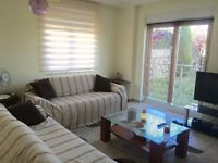 Lovely holiday apartment, ground floor, balcony and garden