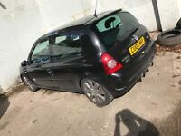 Clio sport 182 swap???LOW MILEAGE Not mini civic type r st fiesta
