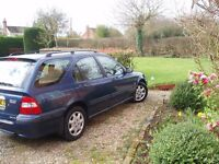 Honda Civic Aerodeck Lady and family owned from new Service history and receipts including cam belt.