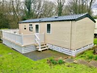 Cheap New Static caravan, Beach access, Hampshire, New Forest, includes Decking and site fees