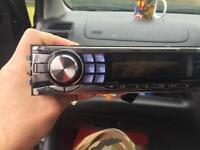 Alpine cd car stereo £20