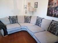 Helena (scs) large corner sofa- really good condition