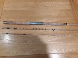 Split cane fly rod £50