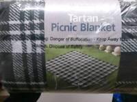 Tartan Picnic Blanket