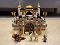 LEGO Prince of Persia Battle of Alamut (Rare boxed set)