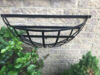Wall Mounted Garden Planter/Hay Rack