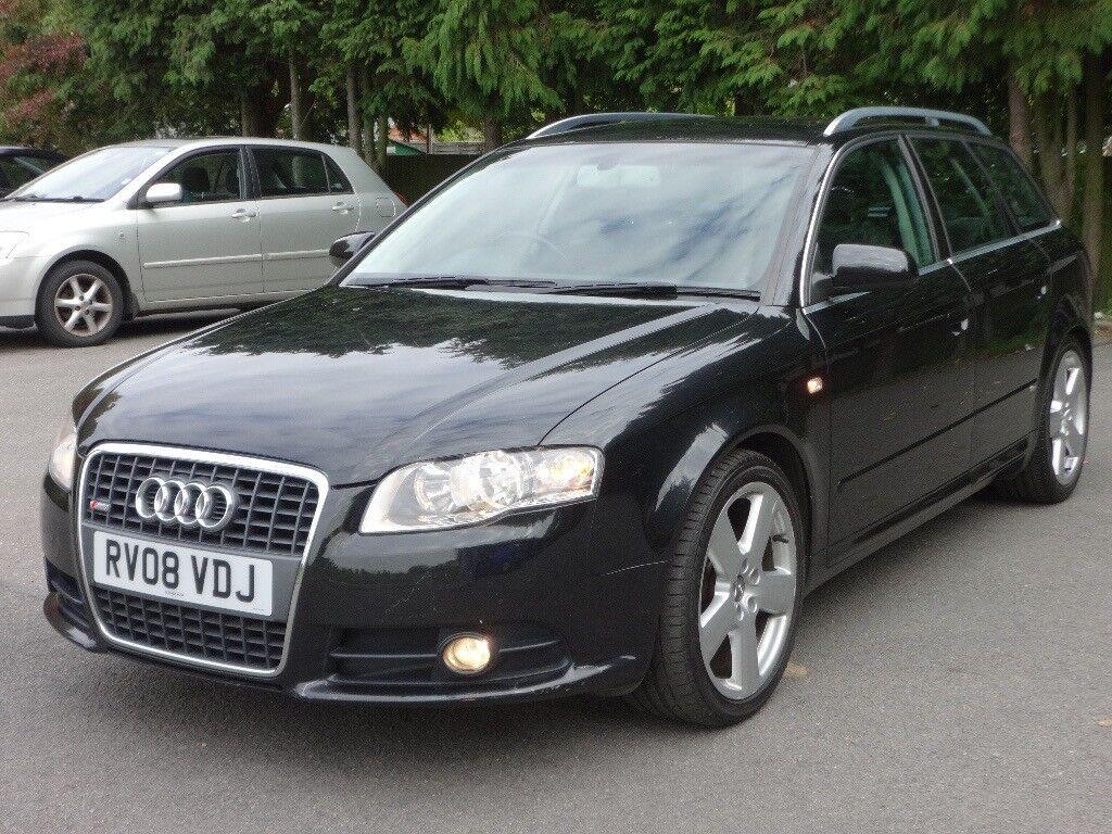 Audi A4 Avant 2.0 TDI S Line Estate, Sat Nav, 2 Years Warranty not mercedes bmw volvo volkswagen