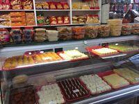 Busy Bangladeshi Misti &bakery shop for sale
