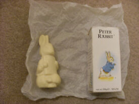 Shaped Soap - Peter Rabbit