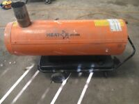 Large space diesel heater spares or repair
