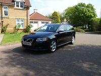 2009 09 VOLVO V50 2.0 SPORT D 5d 135 BHP *PART EX WELCOME*FULL YEARS MOT*