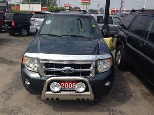 2008 Ford Escape XLT * POWER ROOF * LEATHER London Ontario image 3