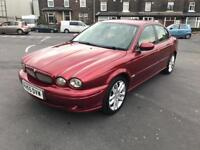 2006 jaguar x type sport diesel long mot runs drives very well