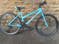 """NEW Falcon Paradox 26"""" Rigid Alloy Light Weight Ladies Mountain Bike 17 inch Frame - RRP £254"""
