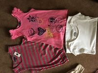 Bundle of girls clothes age 8-9yrs