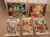 LEGO: 5 x Board Games