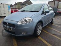 Fiat punto grande 1.4 8v Dynamic 5 door