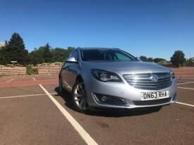Vauxhall Insignia estate SRI 2.0l SatNav (VERY LOW MILLAGE 31.5k)