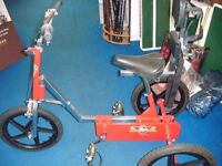 WRK Style Supa Children Disability Trike - for children with disabilities
