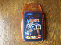 TOP TRUMPS - DOCTOR WHO