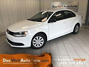 2014 Volkswagen Jetta 2.0L Trendline, Gr. Électrique, Manuel