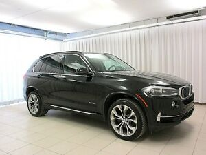2014 BMW X5 35i x-DRIVE LUXURY LINE w/ TECHNOLOGY PACKAGE & NI