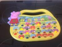 Peppa Pig Alphabet Toy