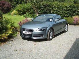 2009 (59) Audi TT 2.0tdi Quattro Coupe. 1 owner, 18,665 miles, full service & MOT history.