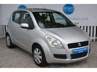 SUZUKI SPLASH Can't get car finance? Bad credit, unemployed? We can help!