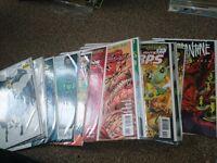 DC comics job lot