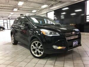 2013 Ford Escape Titanium, Moonroof, Navigation, Low Mileage