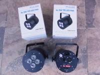 LED TRi COMPACT PAR (Pair)