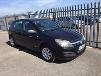 2005 Vauxhall Astra 1,8 litre 5dr automatic